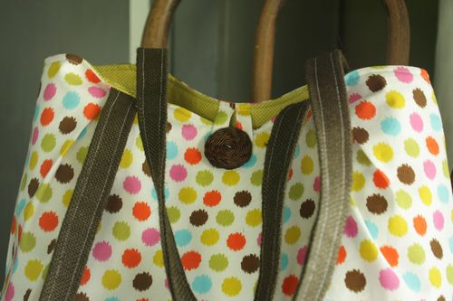 Pleated tote_straps3