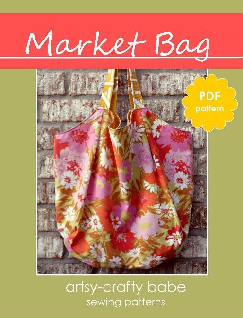 Market bag cover