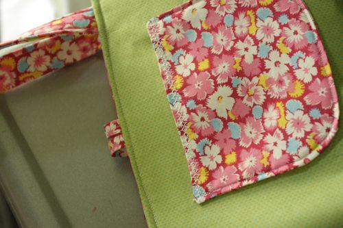 Little bag pocket