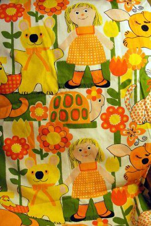 Vintage_kids_fabric