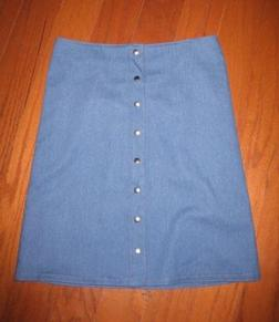 Denim_skirt